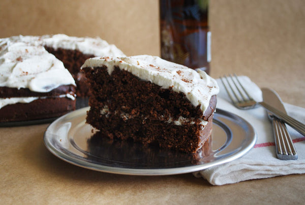 TCHO Chocolate Stout Cake