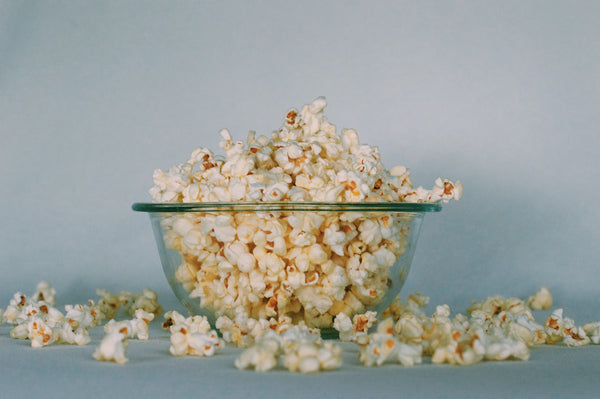 Chocolate + Popcorn Recipes