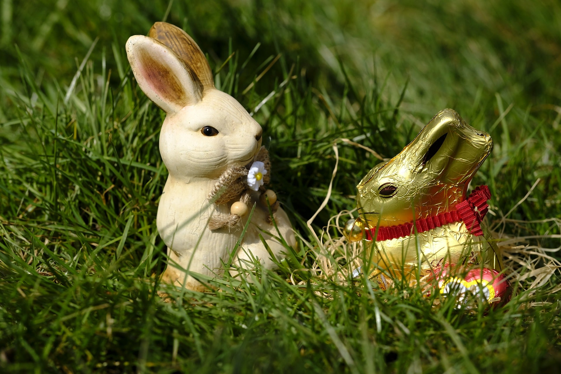 Why the Easter Bunny Is Obsessed with Chocolate Eggs