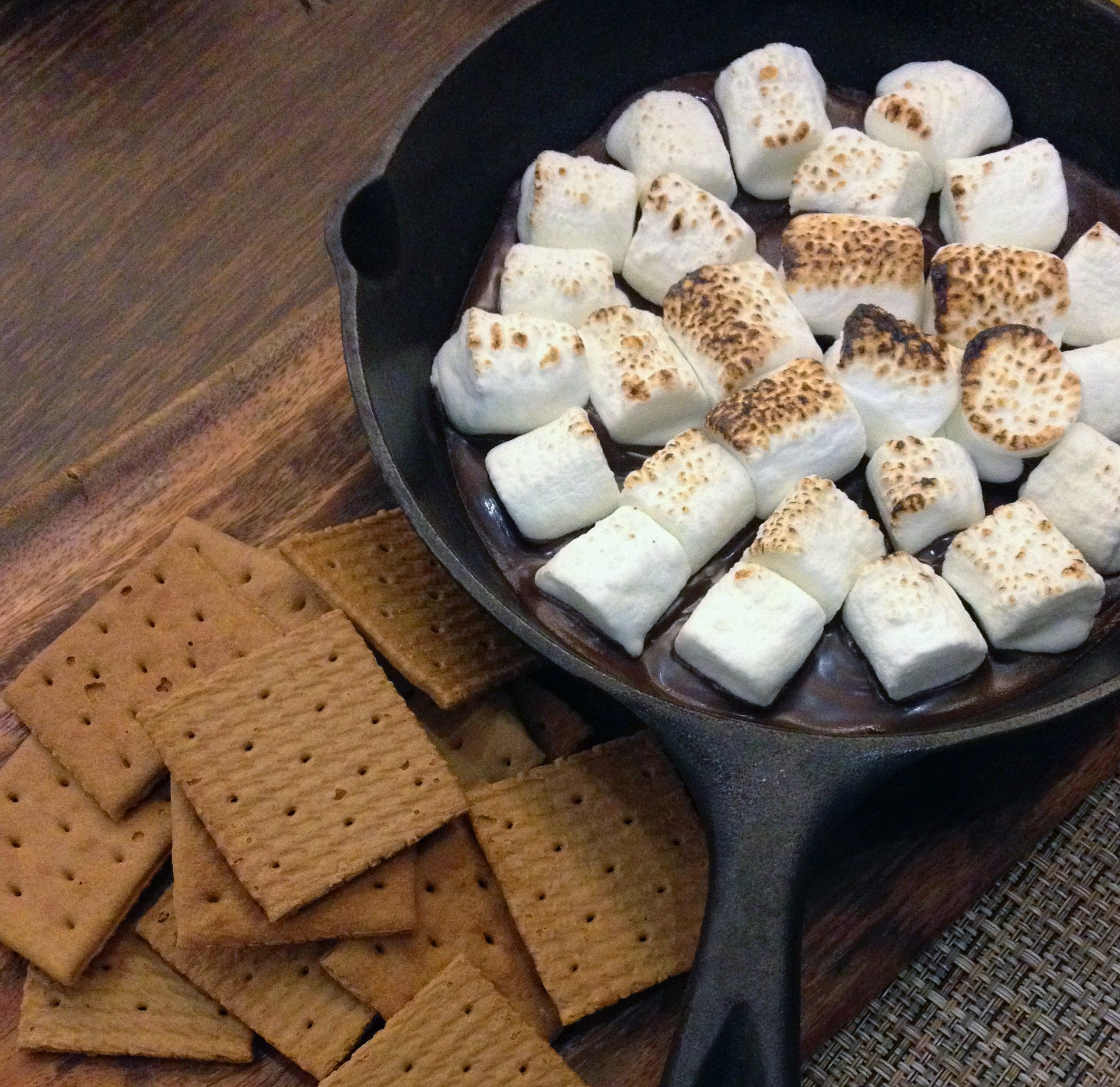 Make S'mores like a Boss