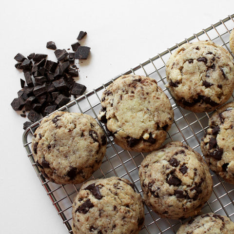 Plant-Based Chocolate Chip Cookies