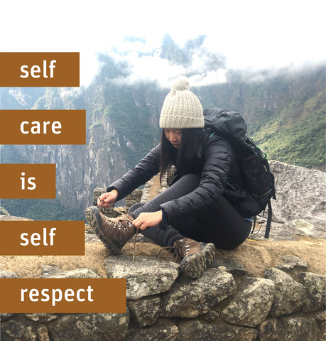 TCHO Self-Care Campaign Quote