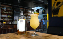 Exclusive Cocktail for TCHO Taste Chasers Club: Botanicals