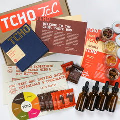 TCHO Taste Chasers Kit Contents