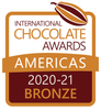 International Chocolate Awards Winner 2020-21 Bronze