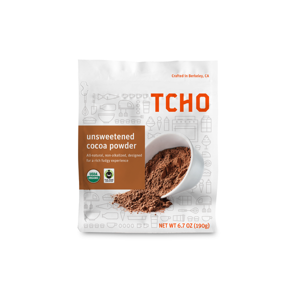 Natural Cocoa Powder 190g Baking Bag