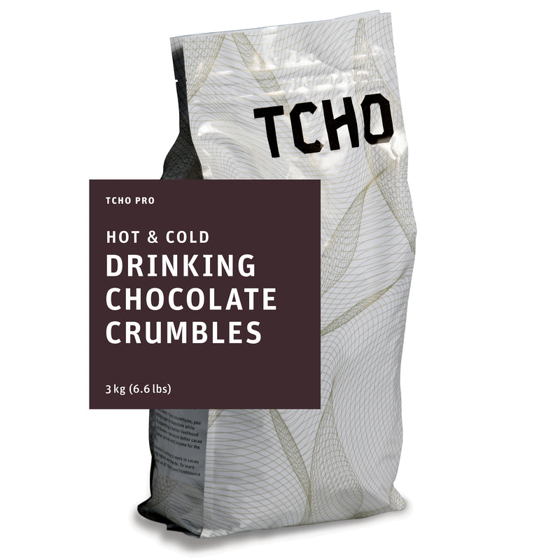 TCHO Pro Drinking Chocolate 3kg Bag