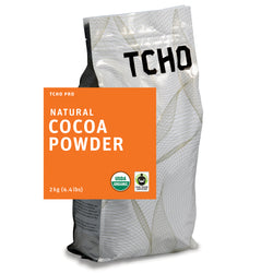 TCHO Pro Natural Cocoa Powder 2kg Bag