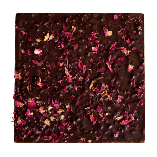 Maker's Series: Bramble + Rose 70g Bar