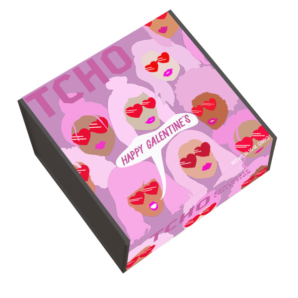Galentine's Day 36x8g Chocolate Gift Box
