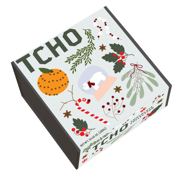 Deck the Halls 36x8g Chocolate Gift Box