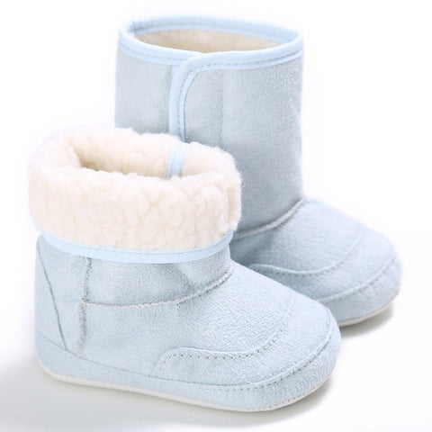 Baby Boys Girl Winter Classic Super Warm Snowfield Boots - KISISA BABY SHOES