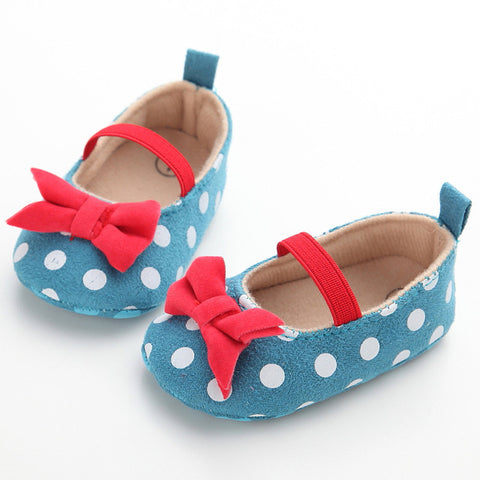 Baby Girls Shoes Bow Shoes