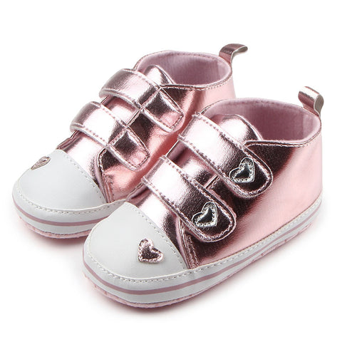 Girls Baby Love Toddler Shoes