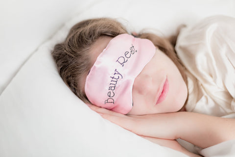 Beauty sleep and nighttime cleaning. Earthyalchemist beauty blog