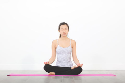 Earthyalchemist Blog post on Meditation and finding your core.