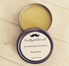 The Woodworker's Collection Beard Butter - Earthyalchemist Soaps N' Scrubs