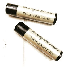 Vanilla Bean Latte Lip Balm - all natural hydration- Earthyalchemist
