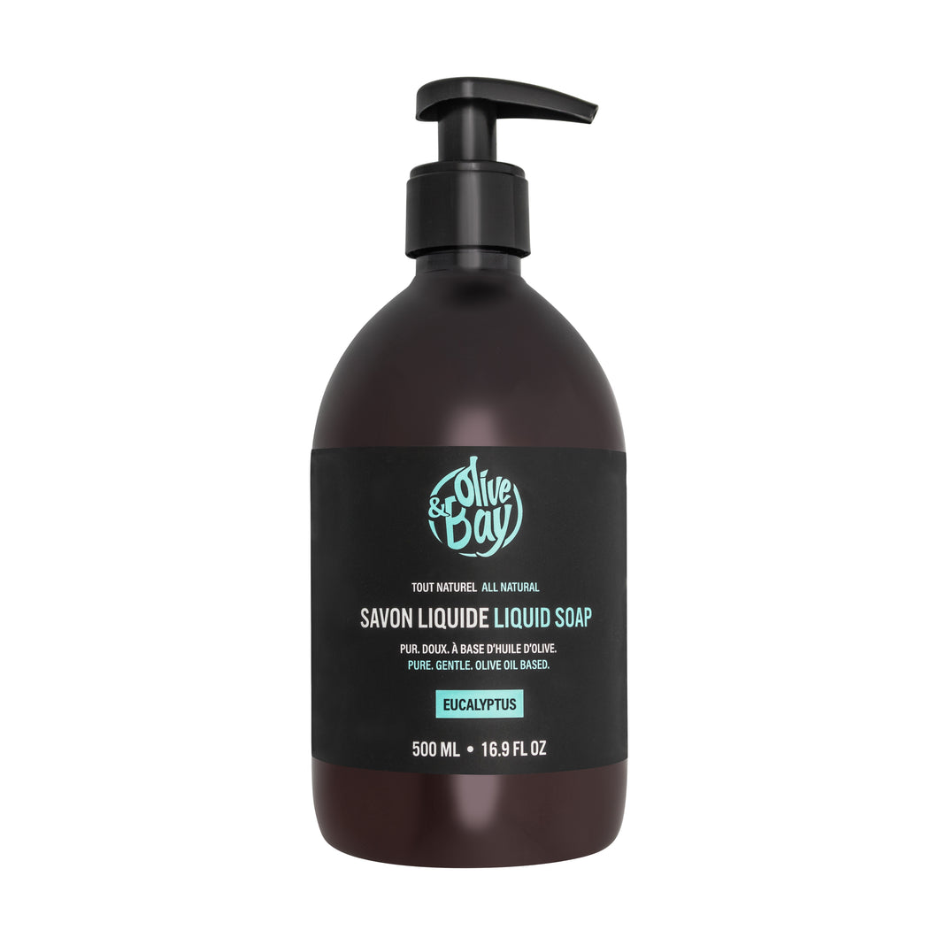 Eucalyptus Liquid Soap 500 ml