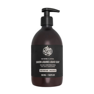 Unscented Liquid Soap 500 ml - 16.9 fl oz