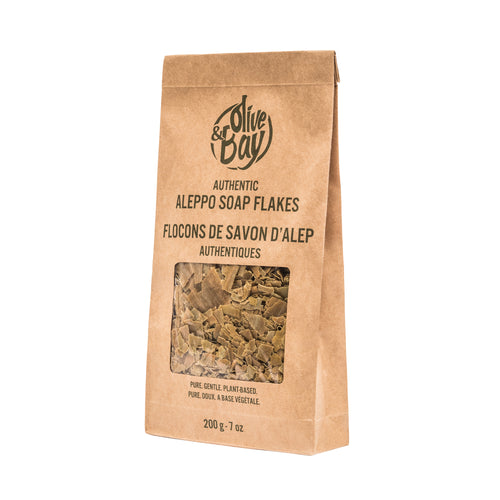 Olive Oil and Laurel Flakes - 200g