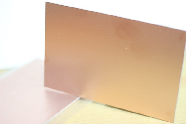 Copper-Clad Board, SINGLE-Sided, FR-4, 3-Pack