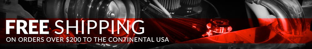 Free Shipping on orders over $200 to the Continental United States