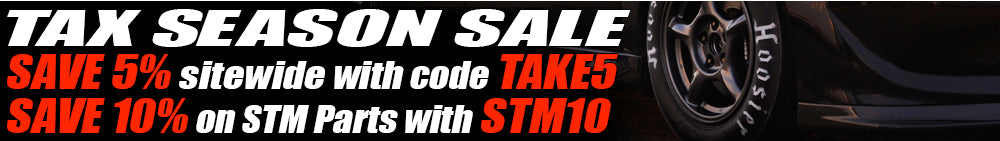 STM Discount Codes - Save on your favorite parts and brands