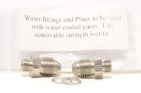 002521 WGWFS TiAL MVS MVR Wastegate Water Coolant Fittings
