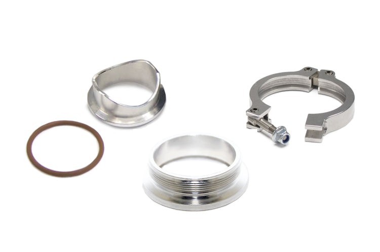 TiAL Sport QRJ 1.5 inch Aluminum Flange Clamp Kit Part Number 004809