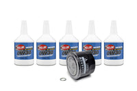 0W30 Redline Engine Oil with MZ690116 Mitsubishi Filter and Drain Plug Gasket