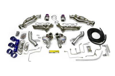 HKS GT800 Turbo Kit for R35 GTR (11003-AN011)