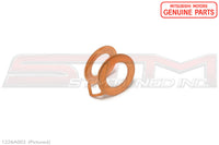 1226A003 Mitsubishi Turbo Oil Feed Twin Copper Gasket - Evo X