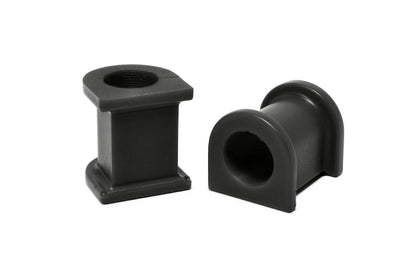 Prothane Rear 22mm Sway Bar Bushings Black for Evo 7/8/9 (13-1109-BL)
