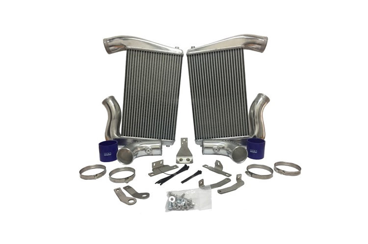 HKS Intercooler Kit Type R without Shroud for R35 GTR (13001-AN014)