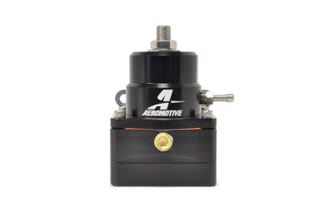 Aeromotive Performance EFI Black Fuel Pressure Regulator (-6AN)