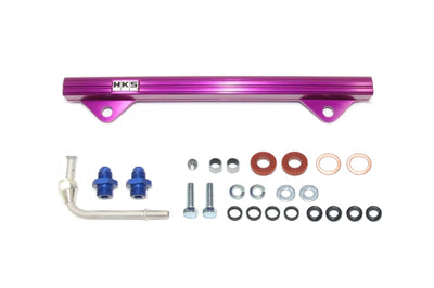 HKS Purple Fuel Rail for Evo X (14007-AM005)
