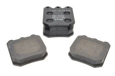 Wilwood Brake Pads BP-10 for STM Rear Drag Brake Kit (150-9764K)