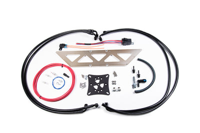 Radium Fuel Surge Tank Install Kit for Evo 8/9 (20-0120)