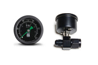 Radium Fuel Pressure Gauge with -6AN Inline Adapter 0-100psi (20-0152)