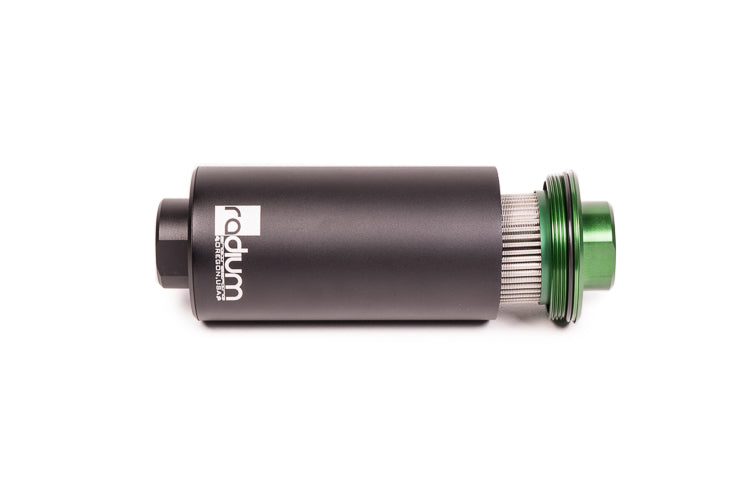 Radium High Flow Fuel Filter (20-0220)