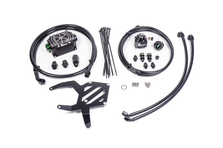 Radium Fuel Pump Hanger Plumbing Kit for FT86 BRZ FRS 86 (20-0306)