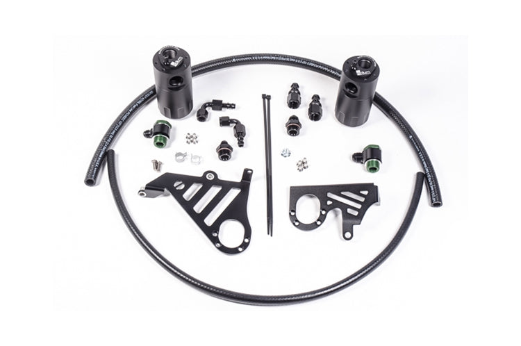 Radium Dual Catch Can Kit for Focus RS (20-0328)