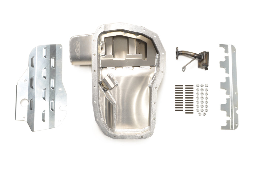Moroso Road Race Baffled Oil Pan for Evo 7/8/9 (20967)