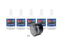 20W50 Redline Engine Oil with MZ690116 Mitsubishi Filter and Drain Plug Gasket