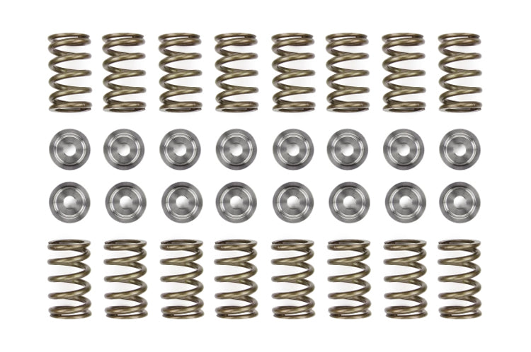 Manley Valve Springs & Retainers (Single) for Evo/DSM 4G63