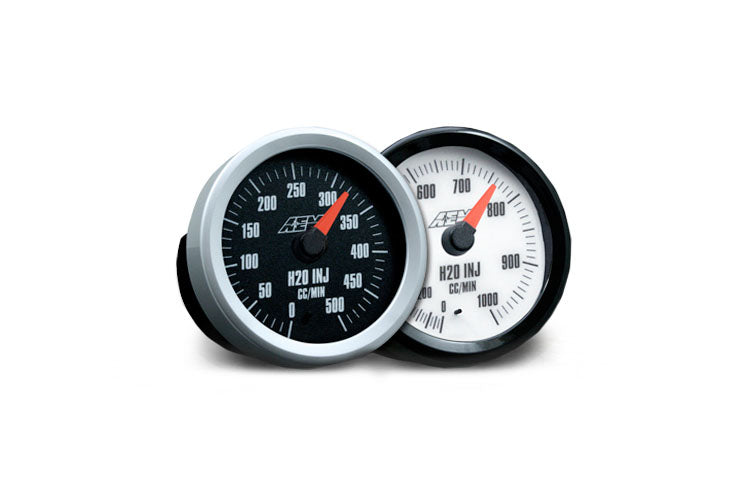 AEM Analog Methanol Flow Gauges