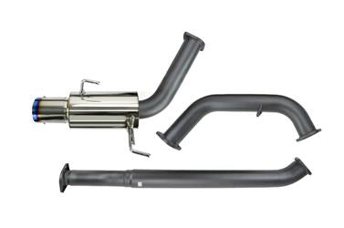 HKS Hi Power Cat Back Exhaust for 2011-2014 WRX/STi Sedan (31008-BF003)