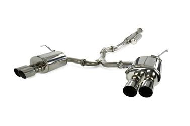 HKS Legamax Premium Exhaust for 2015+ WRX/STi (31021-BF001)