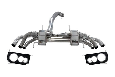 HKS 3SX Exhaust for R35 GTR (31025-AN006)